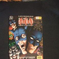 Fumetti: LEYENDAS DE BATMAN - Nº 38 - EDICIONES ZINCO - COMO NUEVO - . Lote 34671685