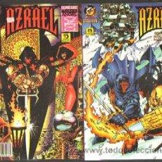 Cómics: AZRAEL. TOMOS 1 Y 2 (A-COMIC-2216,3). Lote 98816882