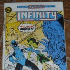 Cómics: INFINITY INC Nº 17. ESPECIAL CRISIS DC COMICS. ZINCO ROY THOMAS TODD MCFARLANE. Lote 34728201