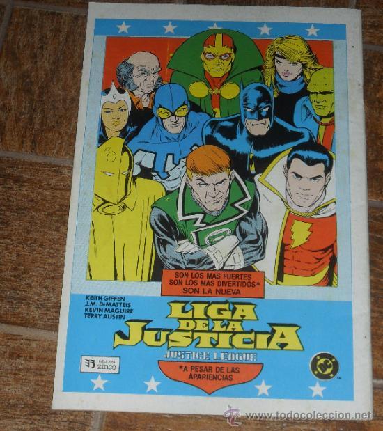 Cómics: INFINITY INC Nº 18. Especial Crisis DC COMICS. ZINCO Roy Thomas Todd McFarlane - Foto 2 - 34728156