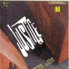Cómics: JUSTICE, LIBRO UNO ( DE DOS ). Lote 35011726