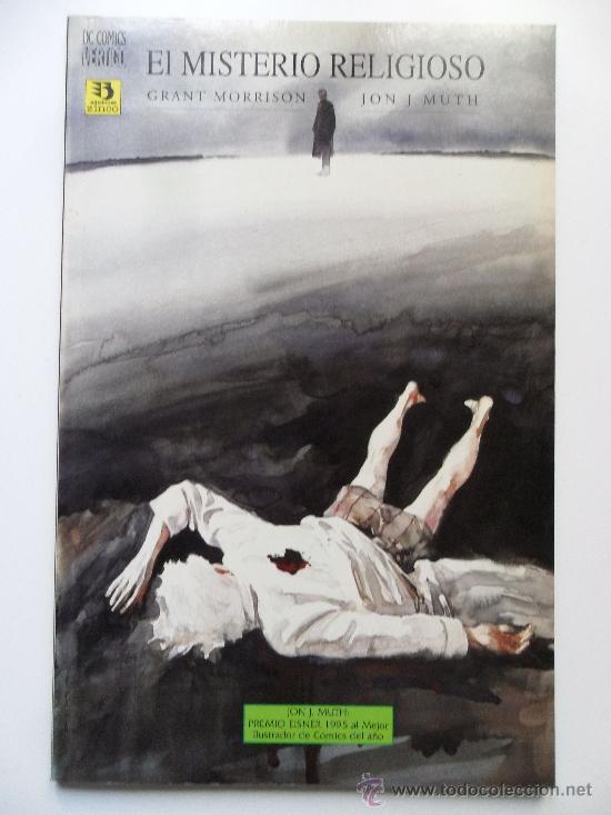 EL MISTERIO RELIGIOSO . GRANT MORRISON . JOHN J.MUTH (Tebeos y Comics - Zinco - Prestiges y Tomos)