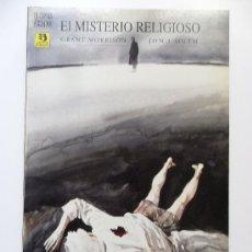 Cómics: EL MISTERIO RELIGIOSO . GRANT MORRISON . JOHN J.MUTH. Lote 35214060