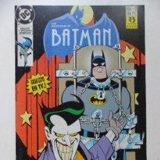 Cómics: LAS AVENTURAS DE BATMAN Nº 3. Lote 35229975