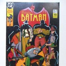 Cómics: LAS AVENTURAS DE BATMAN Nº 15. Lote 35231150