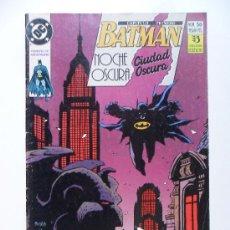 Cómics: BATMAN Nº 50 NOCHE OSCURA CIUDAD OSCURA CAPITULO PRIMERO. Lote 35312284