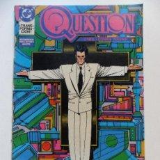 Cómics: QUESTION Nº 11 . O´NEILL . COWAN . MAGYAR. Lote 35344736