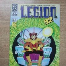 Comics : LEGION 92 #13. Lote 35367379