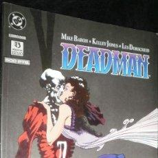 Cómics: DEADMAN : AMOR DESPUÉS DE LA MUERTE Nº 2 MIKE BARON & KELLEY JONES & LES DORSCHEID DC CÓMICS. Lote 35425119