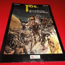 Cómics: FOC Nº 2. LA COFRADIA DE LOS MARCHITOS. Lote 35438863