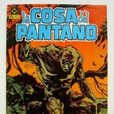 Cómics: LA COSA DEL PANTANO VOL.1 Nº 2 - DC (ZINCO). Lote 35445202