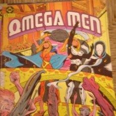 Cómics: OMEGA MEN Nº 8 JUBILO. Lote 35446950
