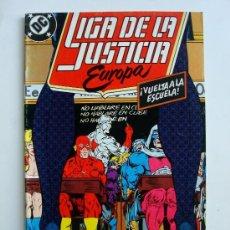 Cómics: LIGA DE LA JUSTICIA EUROPA Nº 6 - DC (ZINCO). Lote 35450116