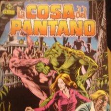 Cómics: LA COSA DEL PANTANO Nº 5. Lote 35495331