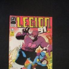 Cómics: LEGION 91 - Nº 4 - EDICIONES ZINCO -. . Lote 35517495