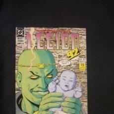 Cómics: LEGION 92 - Nº 12 - EDICIONES ZINCO -. Lote 35517677