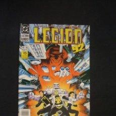 Cómics: LEGION 92 - Nº 15 - EDICIONES ZINCO -. Lote 35518164
