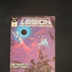 Cómics: LEGION DE SUPER-HEROES - Nº 16 - EDICIONES ZINCO -. Lote 35518199