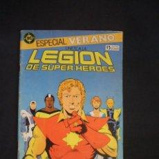 Comics : LEGION DE SUPER-HEROES - ESPECIAL VERANO - EDICIONES ZINCO -. Lote 35518243