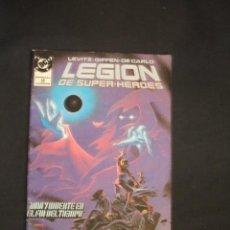 Comics: LEGION DE SUPER-HEROES - Nº 16 - EDICIONES ZINCO -. Lote 35518306