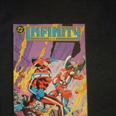 Comics: INFINITY INC - Nº 15 - EDICIONES ZINCO -. Lote 35518486