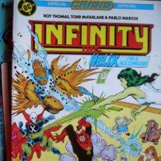 Cómics: INFINITY. DC ZINCO. Nº 13, . Lote 35570481