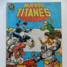 Cómics: NUEVOS TITANES Nº 39 . WOLFMAN . RUDE . PEREZ. Lote 35642064