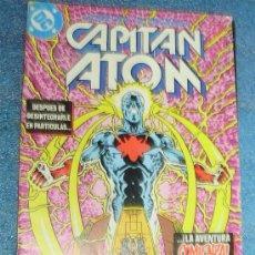 Cómics: - DC ZINCO CAPITAN ATOM N.º 1 + UNIVERSO DE HAWK N.º 16. Lote 35647664