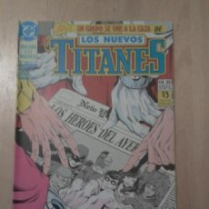 Cómics: LOS NUEVOS TITANES NÚMERO 35. Lote 35708658