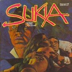 Comics: SUKIA Nº6. Lote 197391495
