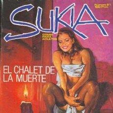 Comics: SUKIA Nº21. Lote 35770305