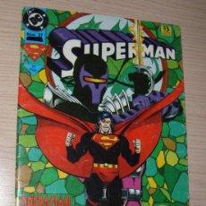 Cómics: SUPERMAN - Nº 27 - OPERACION DRAGON - EDICIONES ZINCO 1993. Lote 35785233
