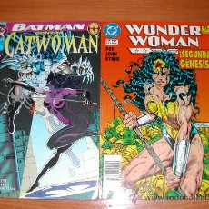 Cómics: BATMAN CONTRA CATWOMAN. WONDER WOMAN. ED. ZINCO. C8915. Lote 35860852