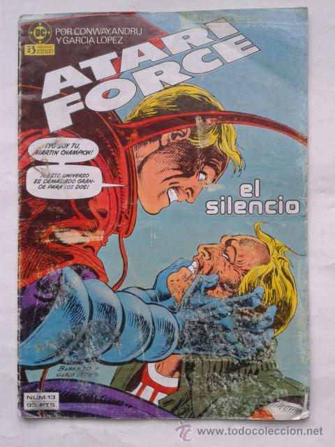 ATARI FORCE Nº13.EDICIONES ZINCO (Tebeos y Comics - Zinco - Otros)