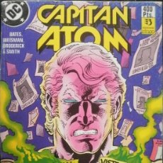 Cómics: CAPITAN ATOM RETAPADO Nº 3 C CONTIENE NUMEROS 9 AL 13 ARY BATES EDICIONES ZINCO - DC COMICS. Lote 35973850