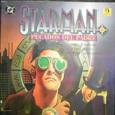 Cómics: STARMAN LOTE PACK COLECCIÓN COMPLETA LIBRO 1 Y LIBRO 2 ROBINSON & HARRIS & VON GRAWBADGER. Lote 35973875