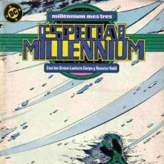 Cómics: ESPECIAL MILLENIUM Nº 3 STEVE ENGLEHART & BILL WILLINGHAM EDICIONES ZINCO - DC COMICS. Lote 35973926