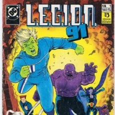 Cómics: COMIC LEGION 91 Nº1. Lote 36030205