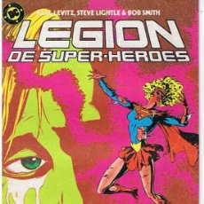 Cómics: COMIC LEGION DE SUPERHEROES Nº11. Lote 36030355