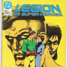 Cómics: COMIC LEGION DE SUPERHEROES Nº8. Lote 36030388