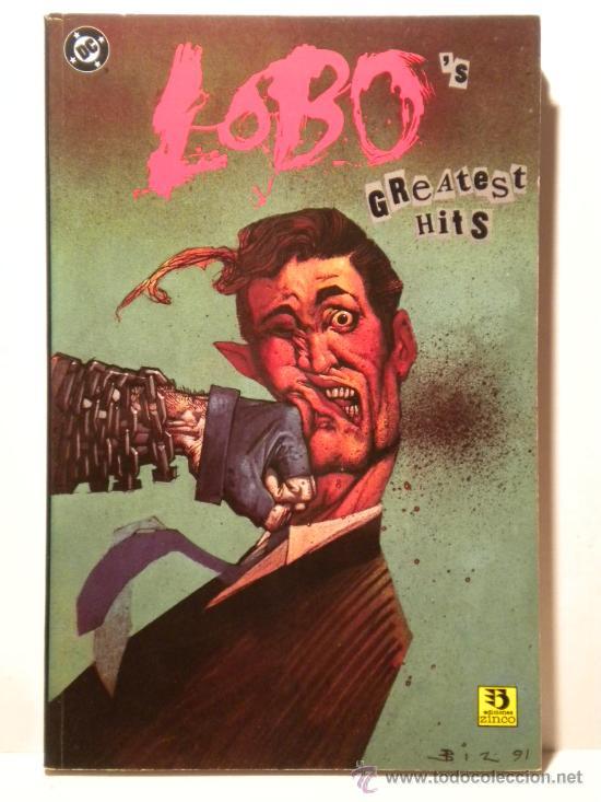 LOBO (Tebeos y Comics - Zinco - Lobo)