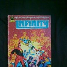Cómics: INFINITY INC. Nº 1. EDICIONES ZINCO. DC COMICS TEBENI. Lote 36387067