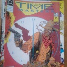 Cómics: TIME MASTERS NºS 3 7 Y 8 POSIBILIDAD DE NÚMEROS SUELTOS. Lote 36502568