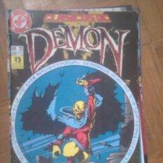Cómics: CLASICOS DC # 23 DEMON SWAMP THING DE ALAN MOORE. Lote 36502749