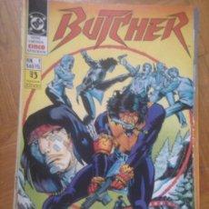 Cómics: BUTCHER 1 Y 2 (DE 5). Lote 36502770