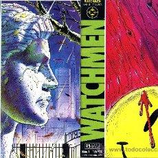 Cómics: WATCHMES COMPLETA 12 NºS 1987 CAJA 8 BIBLIOTECA LA MEJOR EDICION CON PORTADAS PREMIO HAXTUR. Lote 107013576