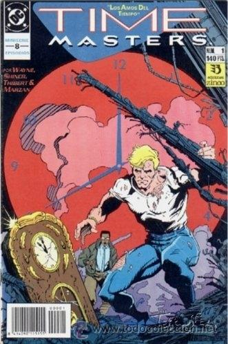 TIME MASTERS Nº1 (Tebeos y Comics - Zinco - Otros)
