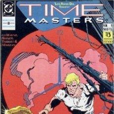 Cómics: TIME MASTERS Nº1. Lote 36559027