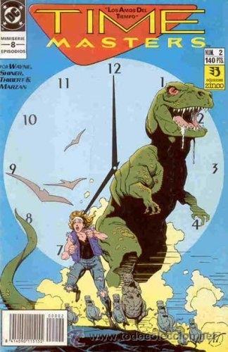 TIME MASTERS Nº2 (Tebeos y Comics - Zinco - Otros)