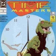 Cómics: TIME MASTERS Nº2. Lote 36559037